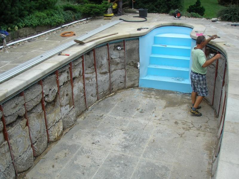 Jak si postavit betonový bazén